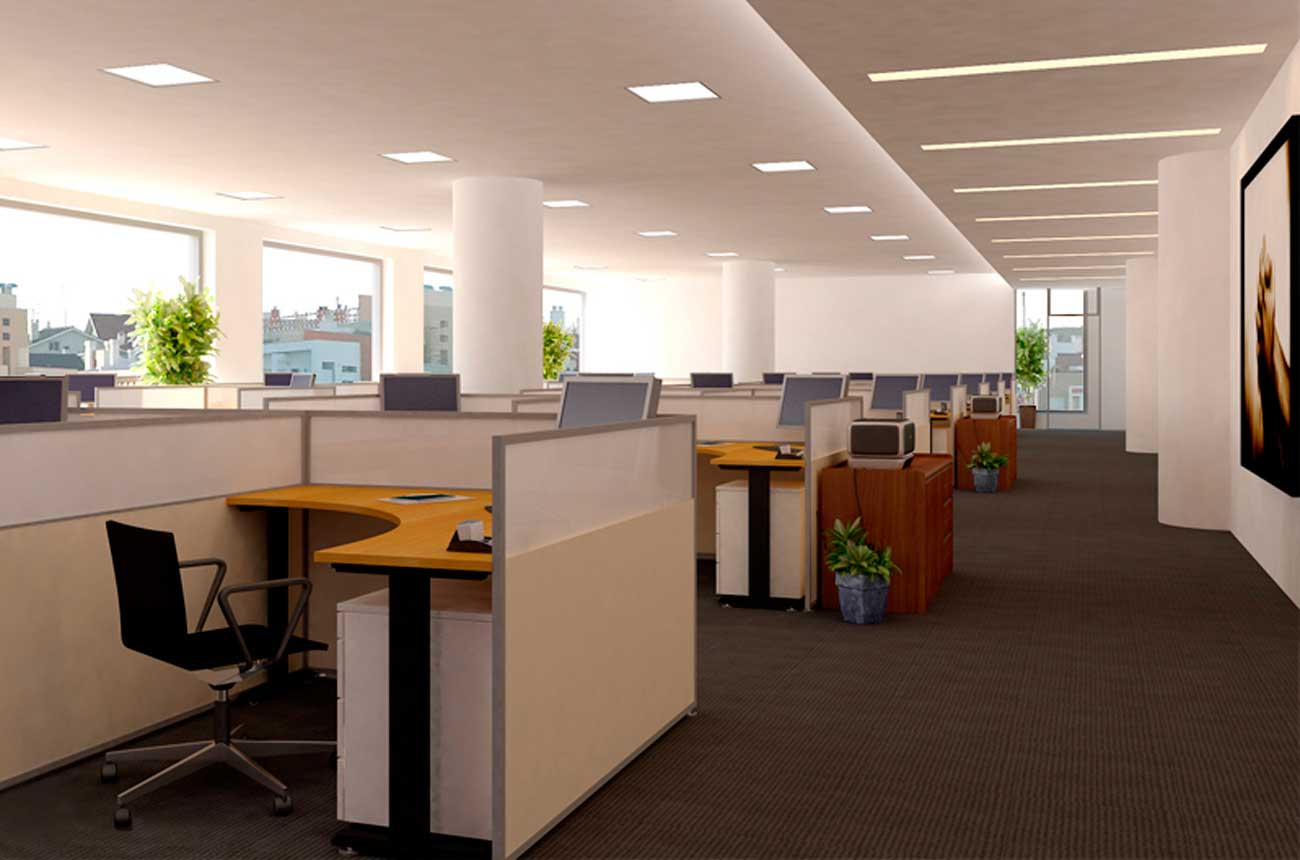 Professional Office Interior Design Ideas