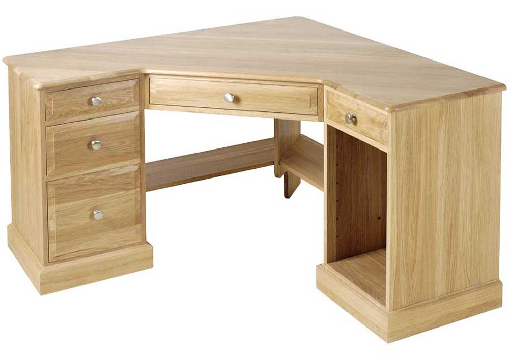 Wood corner desk office furniture - Corner office desk ...