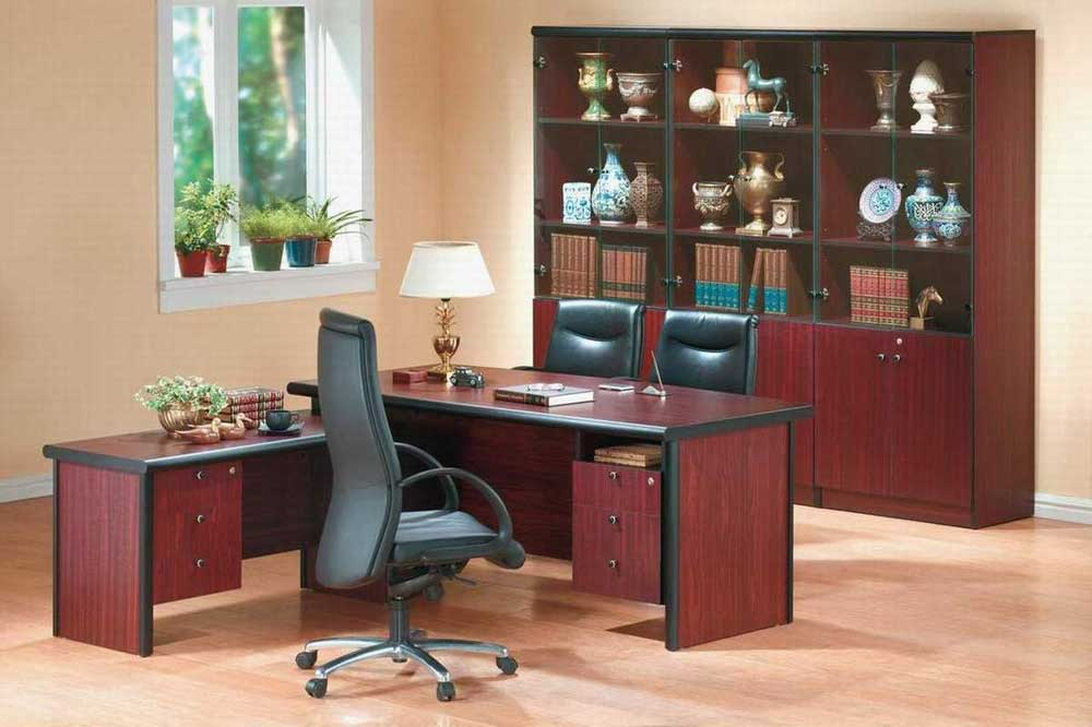 Alice Wooden Office Furniture Collection