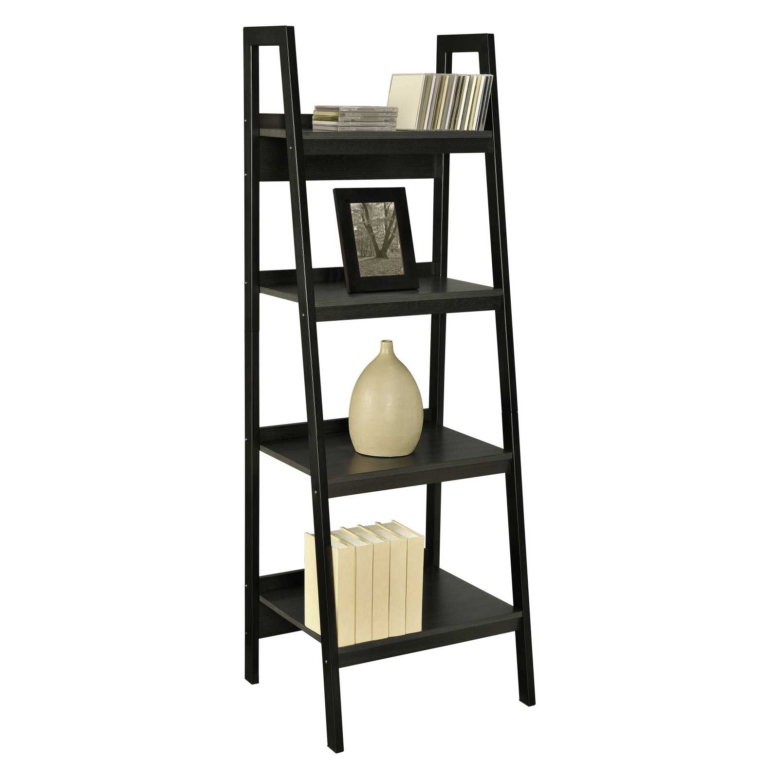 Woodwork Leaning Ladder Bookshelf Plans Pdf Plans