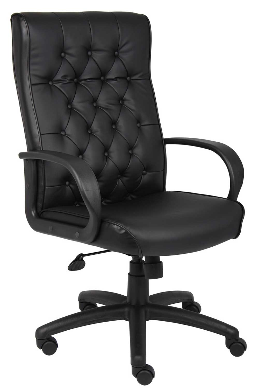 BOSS Adjustable Traditional High Back Office Chair