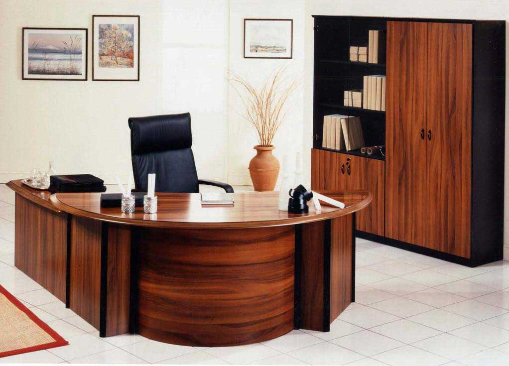 Babini Contemporary Executive Home Office Tables Collections