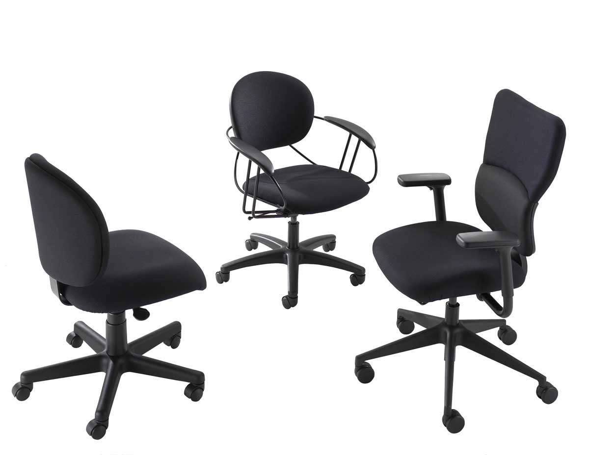 Comfortable Leather Office Chairs Collection