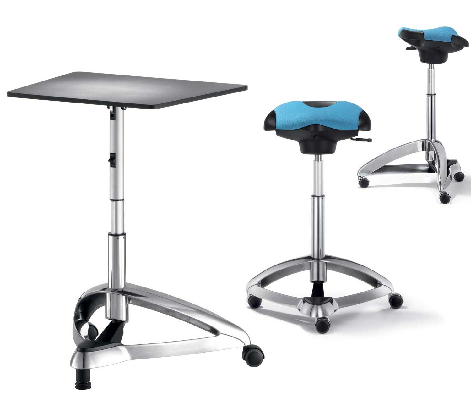 Office depot standing desk office furniture for Office chairs for standing desks