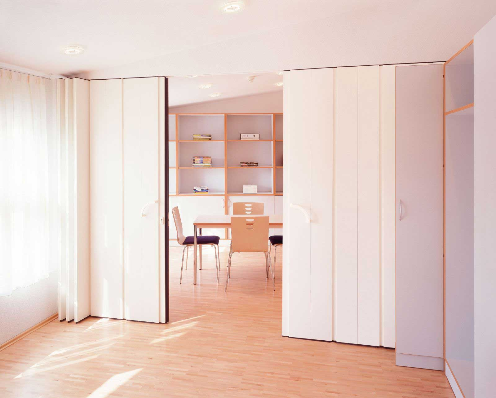 Movable wall partitions for practical workspace Interior partitions for homes