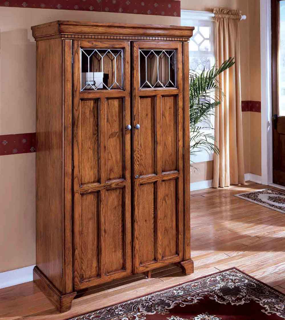 Drake Double Door Home Office Armoires