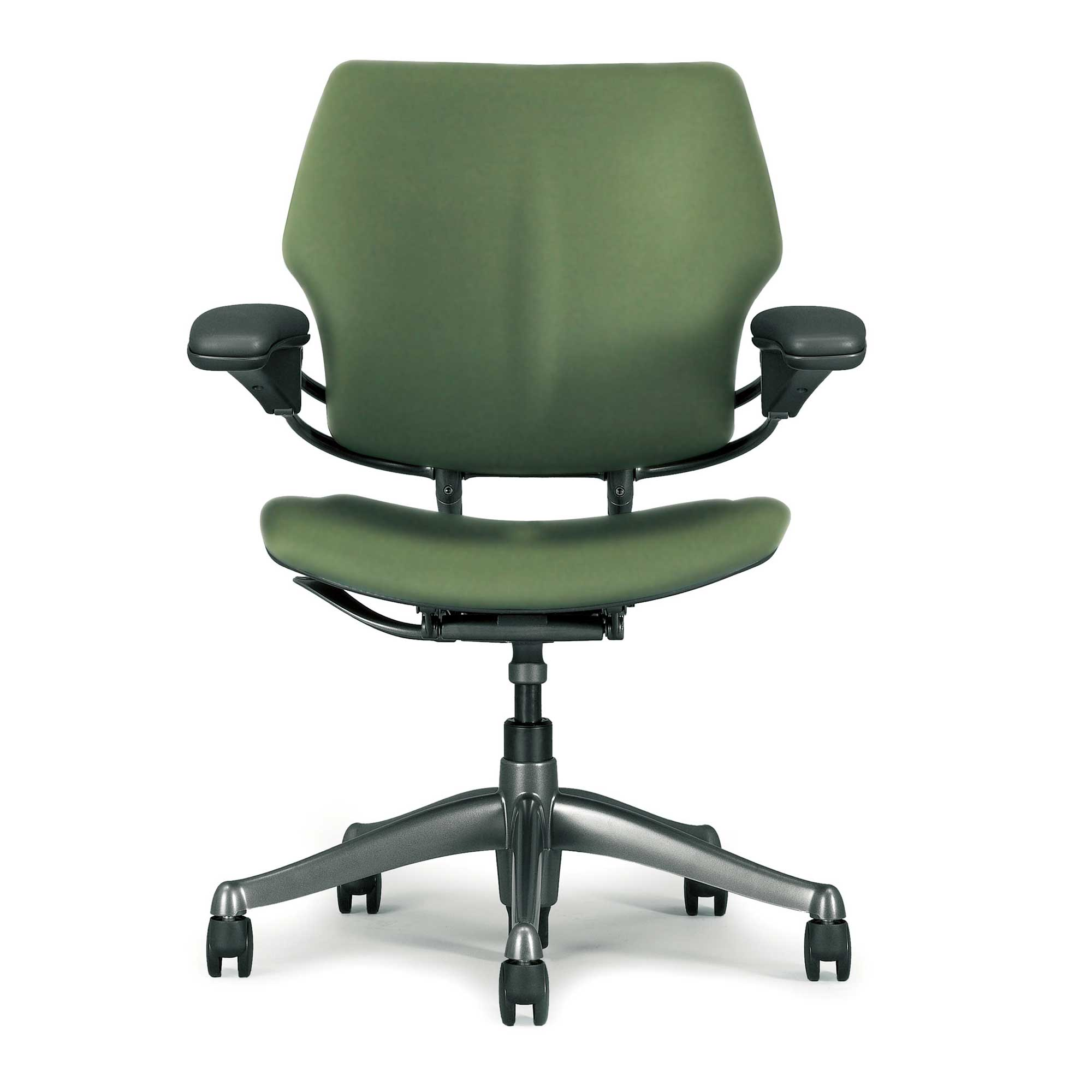 Ergonomic Green Freedom Computer Task Chair