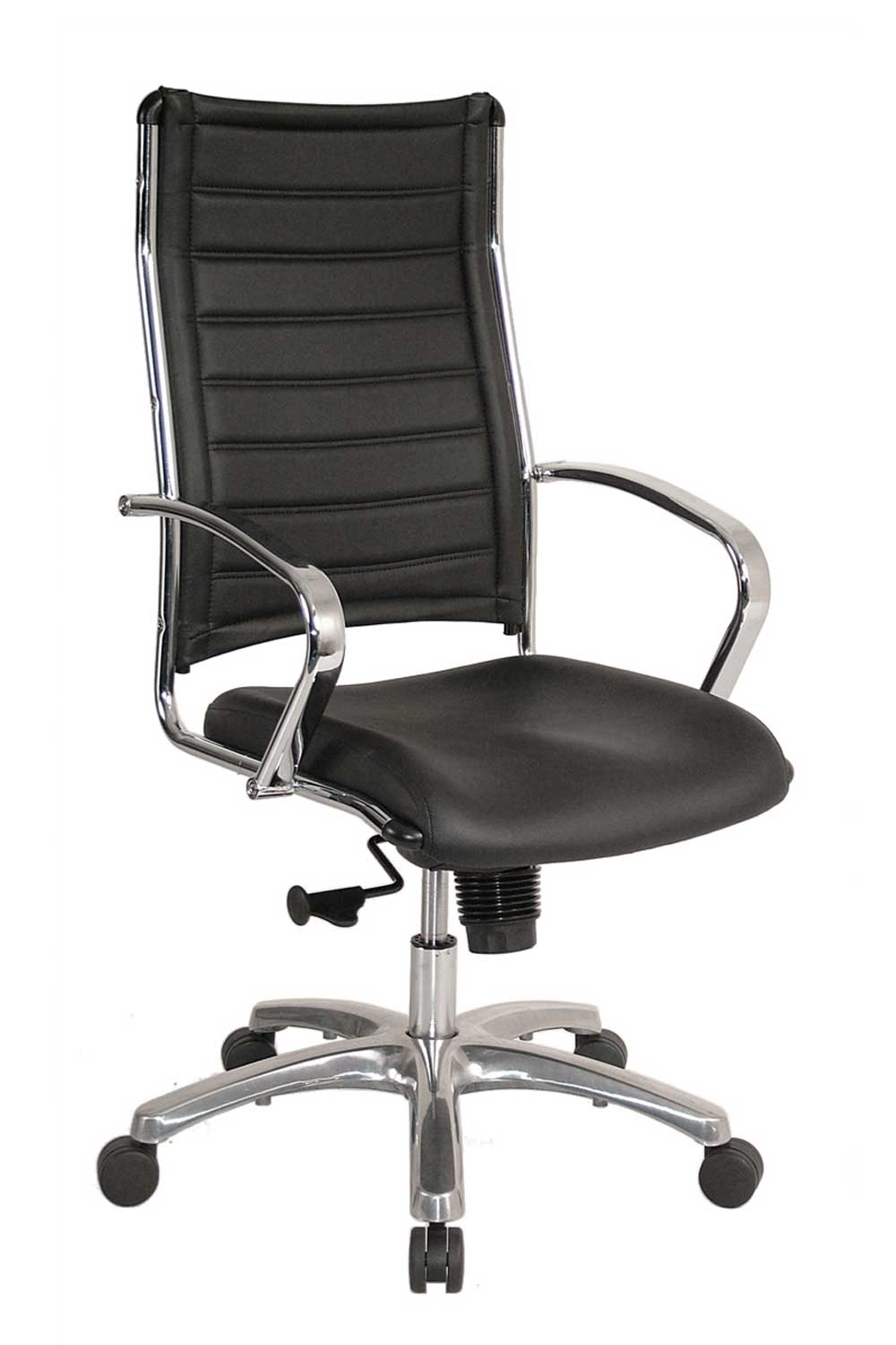 Eurotech High Back Vinyl Modern Office Seat