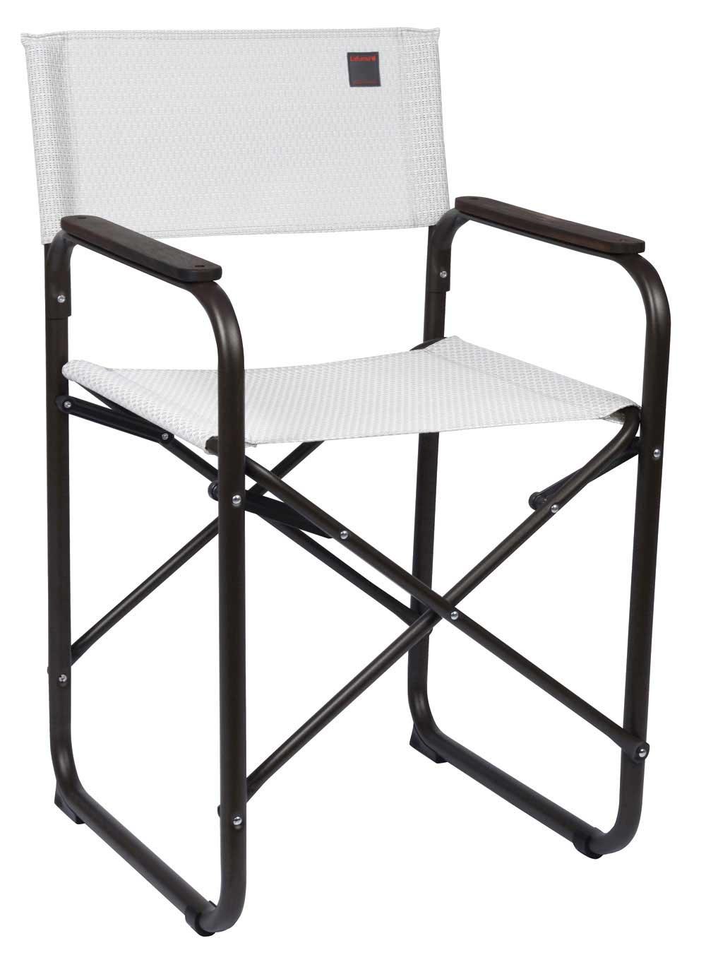 Lafuma Orson Black Folding Director Seat