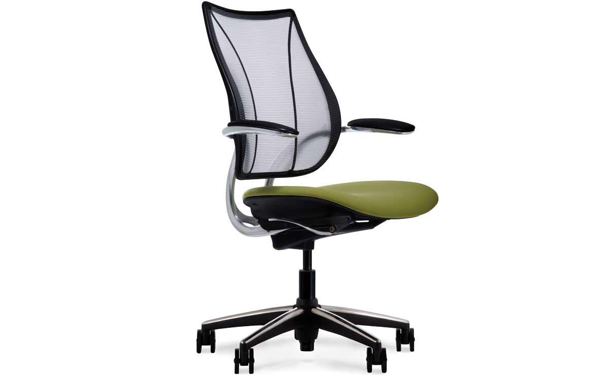 Liberty Humanscale modern mesh task ergonomic chairs