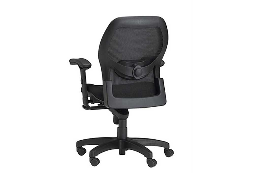 A Backrest Can Help Improve A Poor Office Chair
