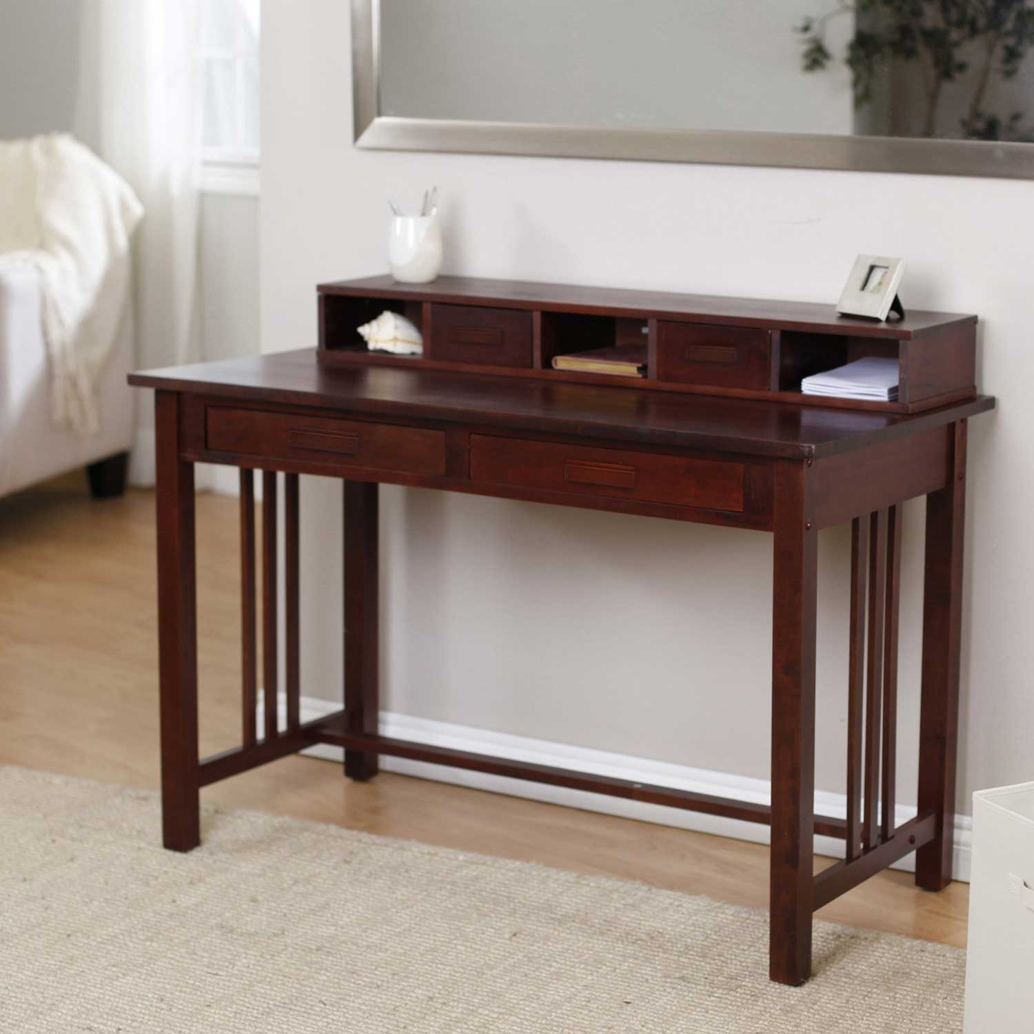 writing desk design plans