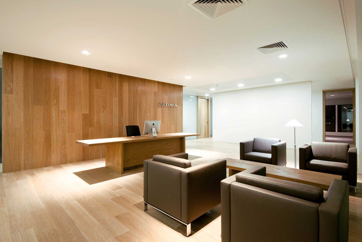 Modern Luxury Office Waiting Room Furniture