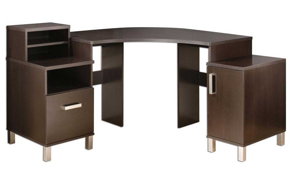 Oak Corner Desk Office Furniture