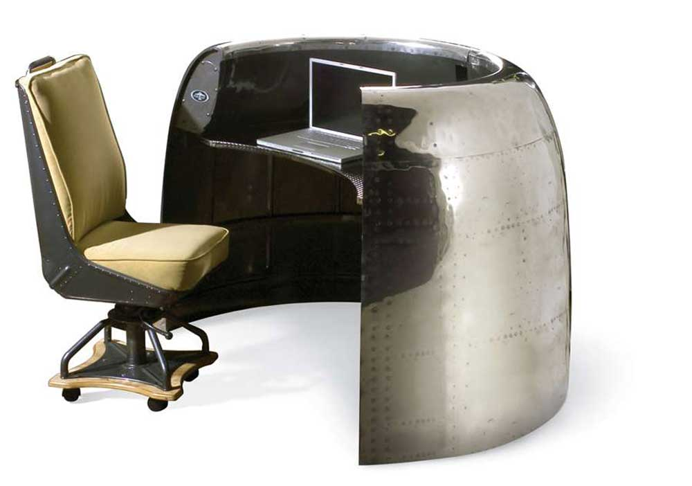 motoart diy cowling unusual computer desks and chair
