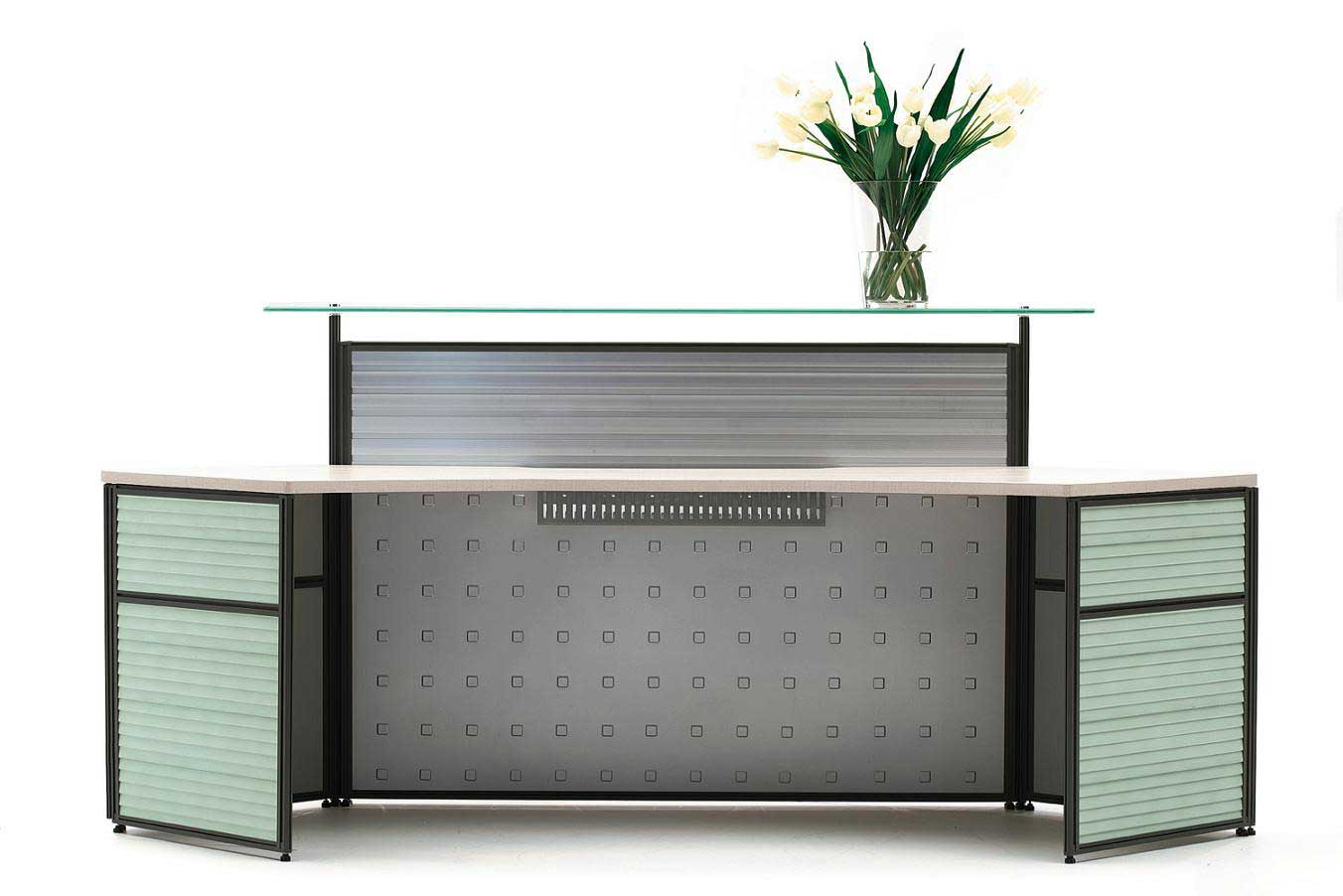 on Modern Office Reception Desk with modern office furniture companies