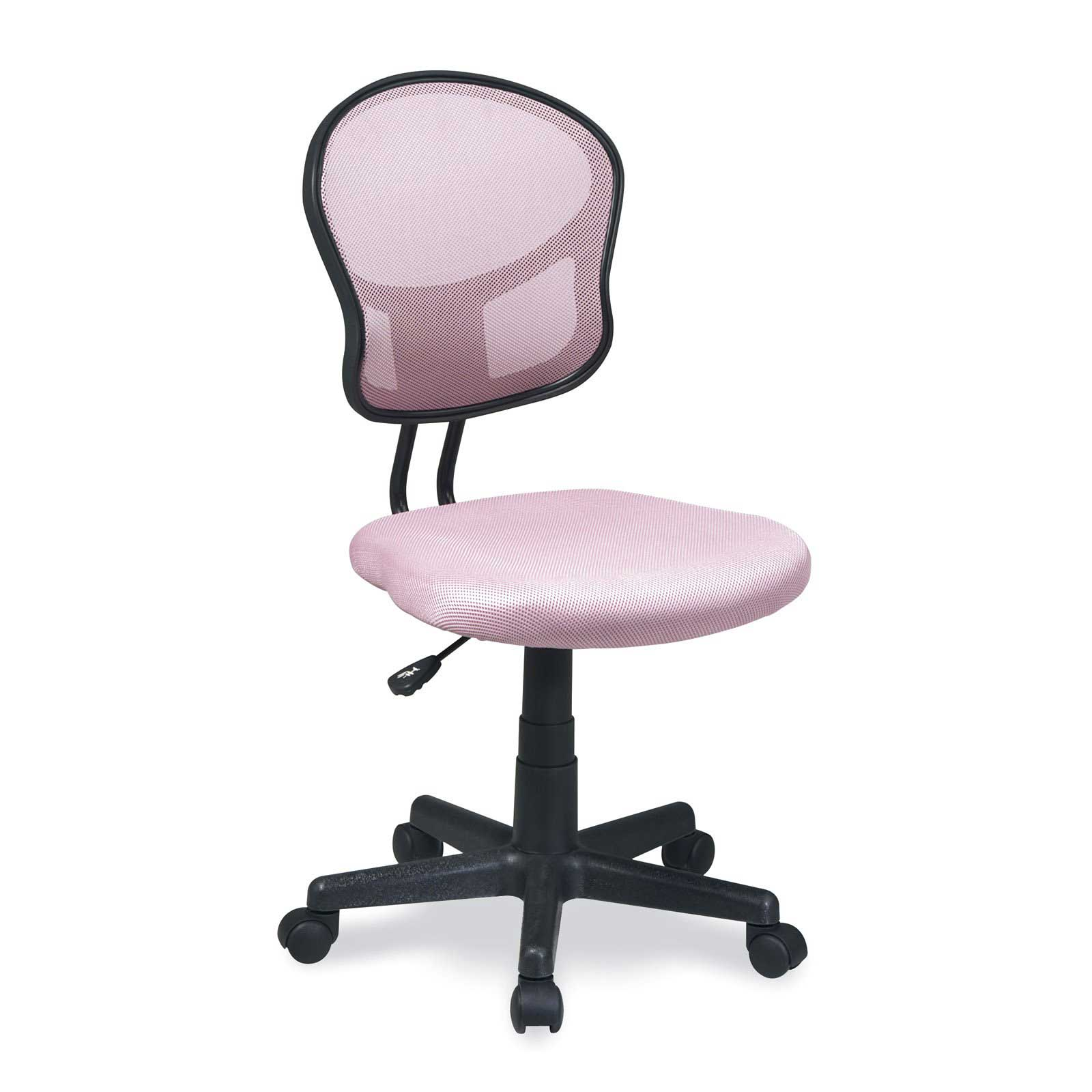 OSP Mesh Pink Office Task Chair Designs