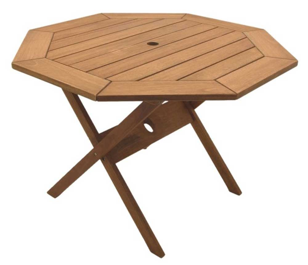 Folding outdoor tables for better environment for Garden table designs wood