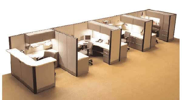 Office Furniture Reconfirguration and Installers