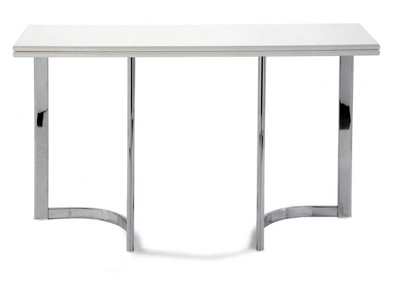 Option Modern Folding Steel Table Design