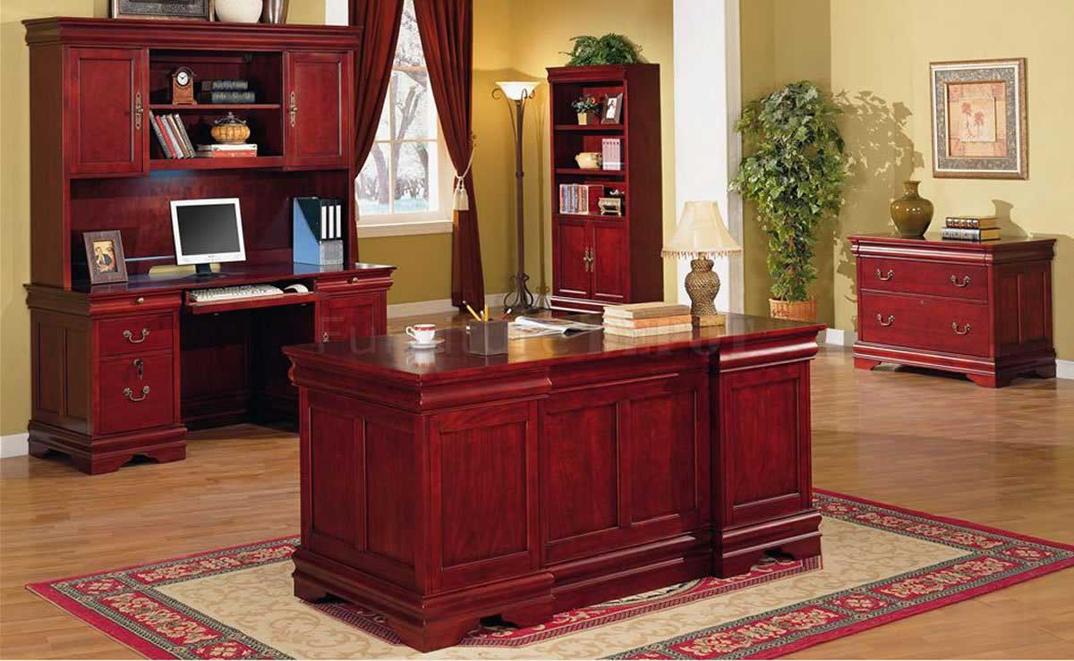 classic office furniture for home office