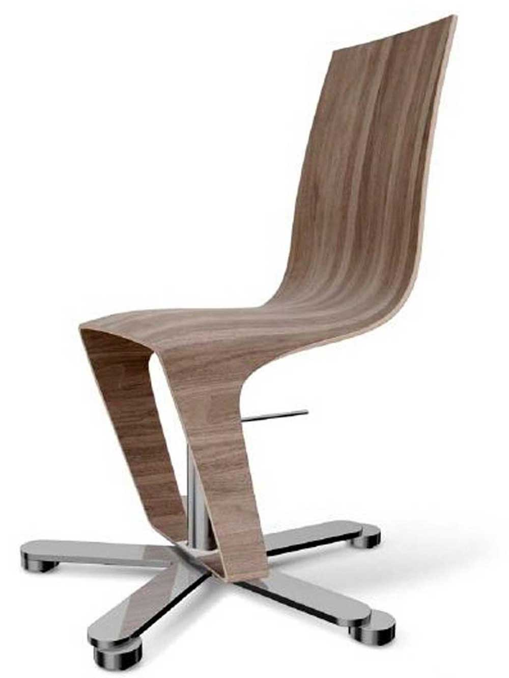 Stylish office chairs for home office for Stylish modern furniture