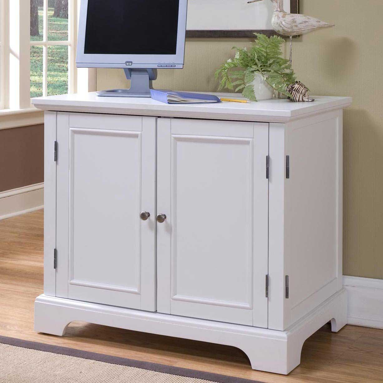 corner computer armoires for small space. Black Bedroom Furniture Sets. Home Design Ideas