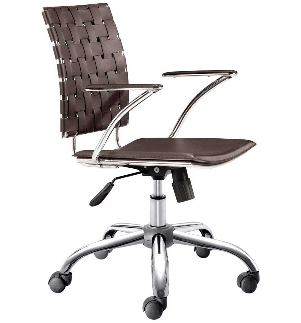Luxury office chair for elegant look for Contemporary office chairs modern