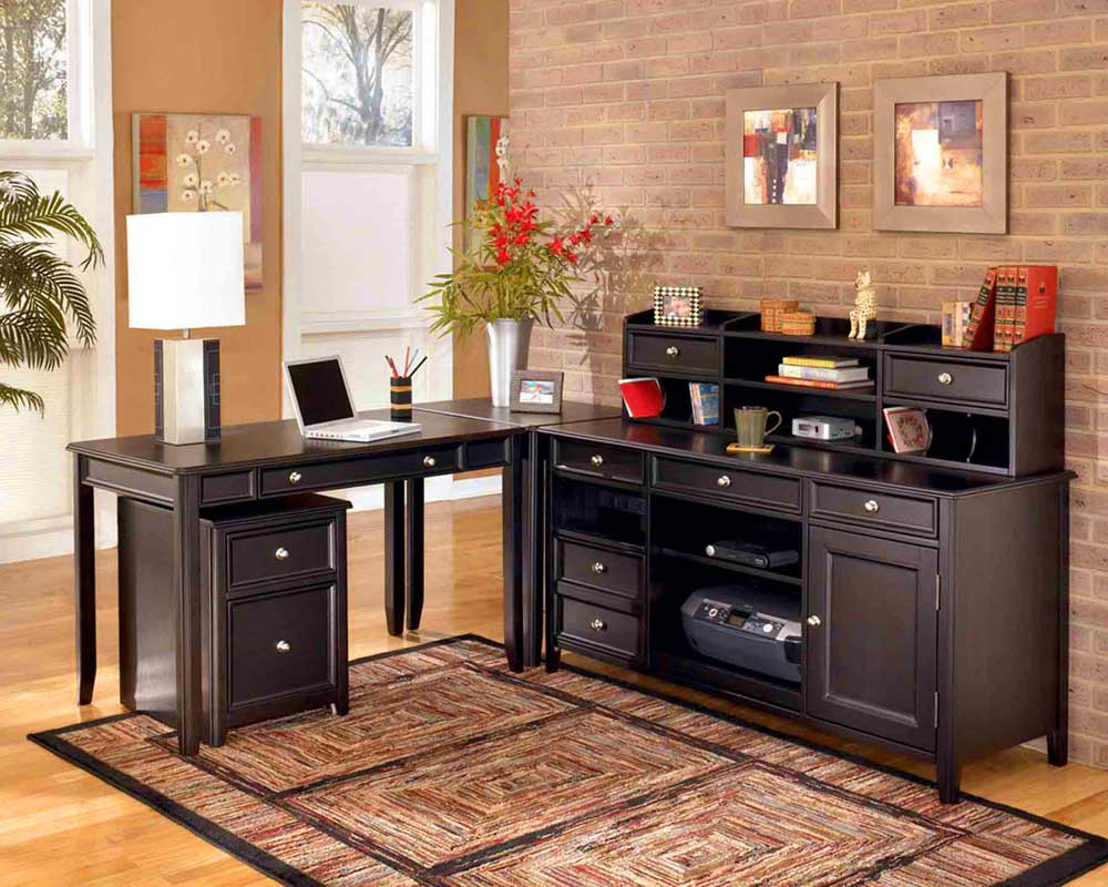 classic country office furniture style