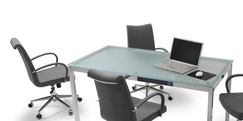 compact modern executive office design