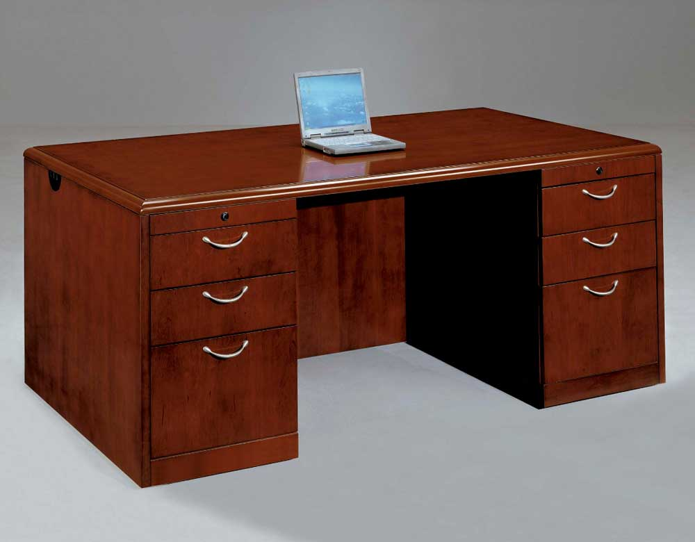 executive oak home office laptop desks