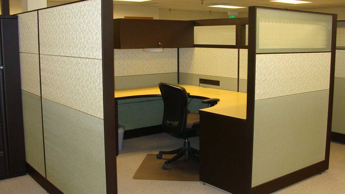 glass office furniture boulder cubicle