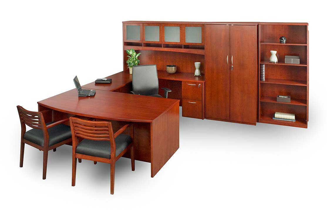 luxury wooden office furniture Massachusetts
