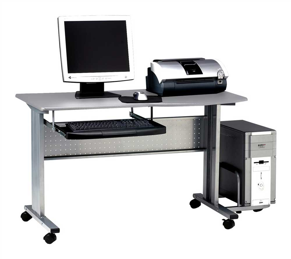 Mobile office desk for mobile computing solution - Mobile office desk ...