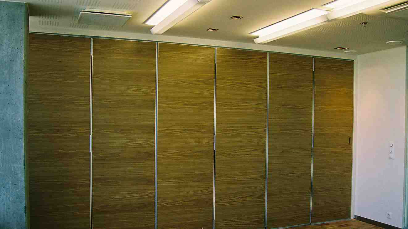 portable wood room curtain dividers