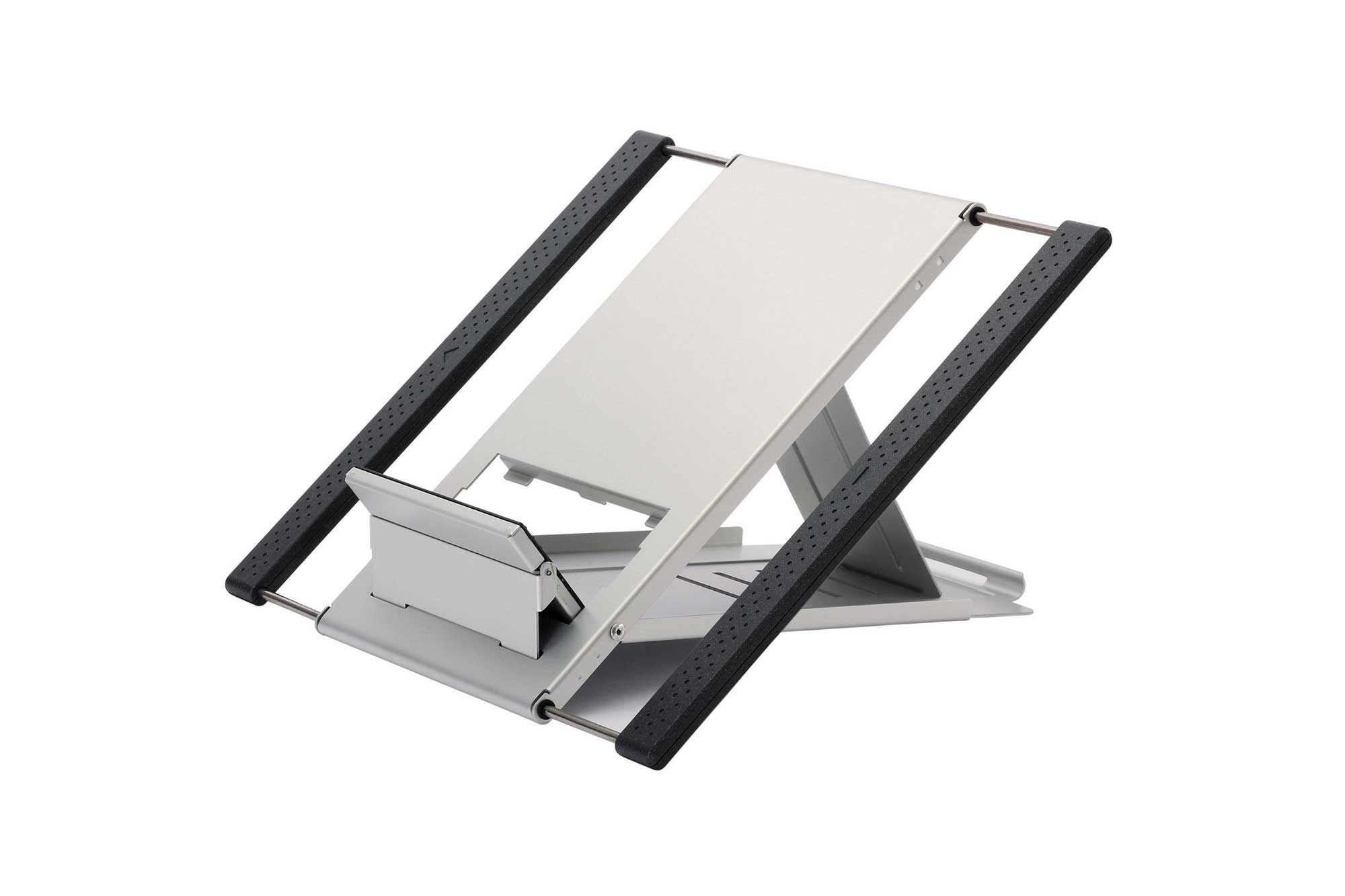 steel mobile auto laptop desk