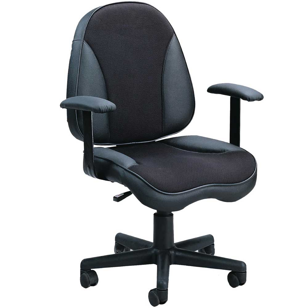 Comfortable small home office task chair