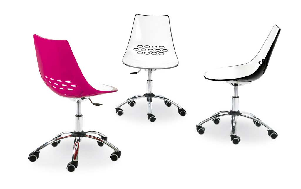 Contemporary Jam adjustable office chair sets