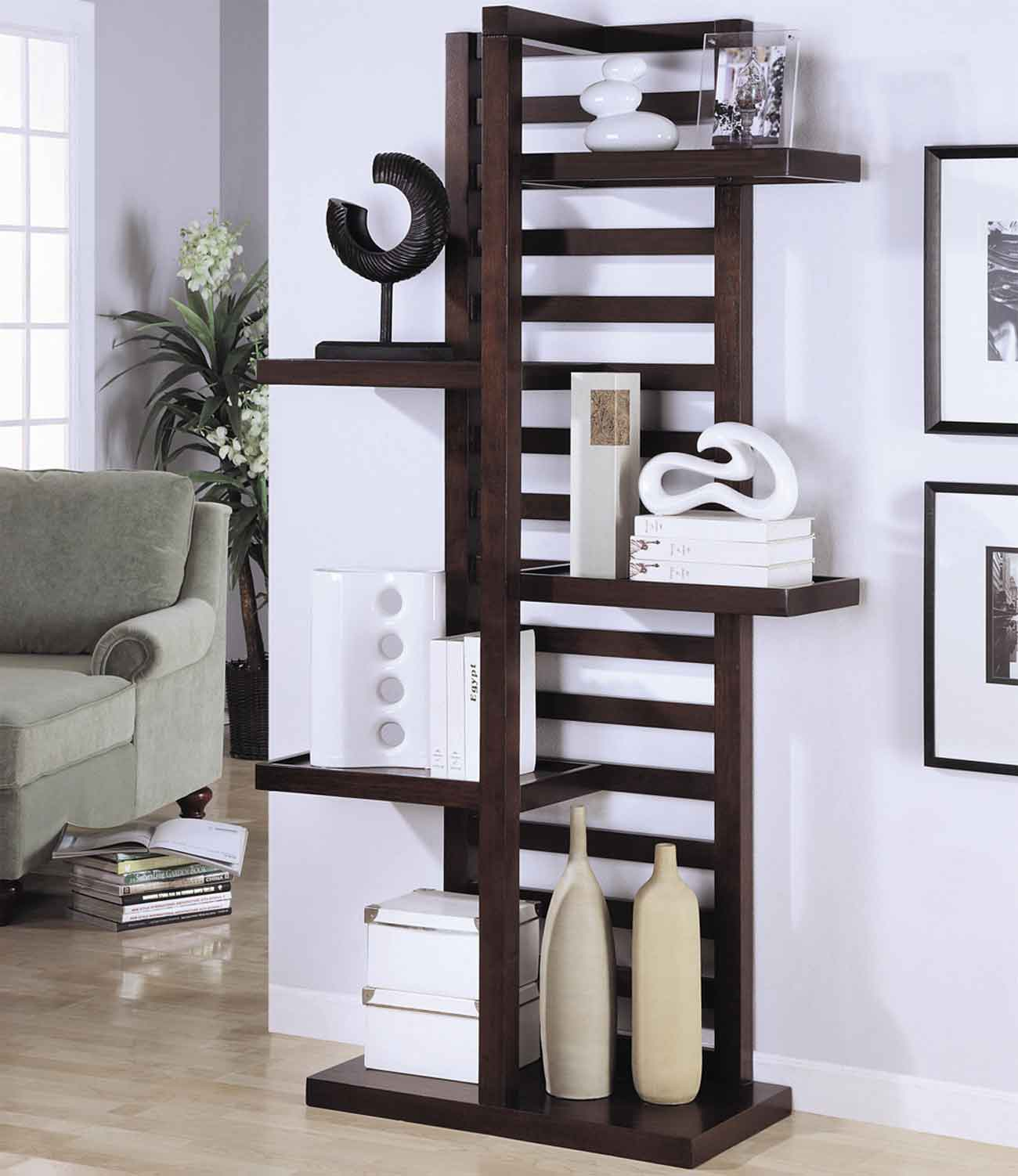 Contemporary Bookcase Designs 1300 x 1502
