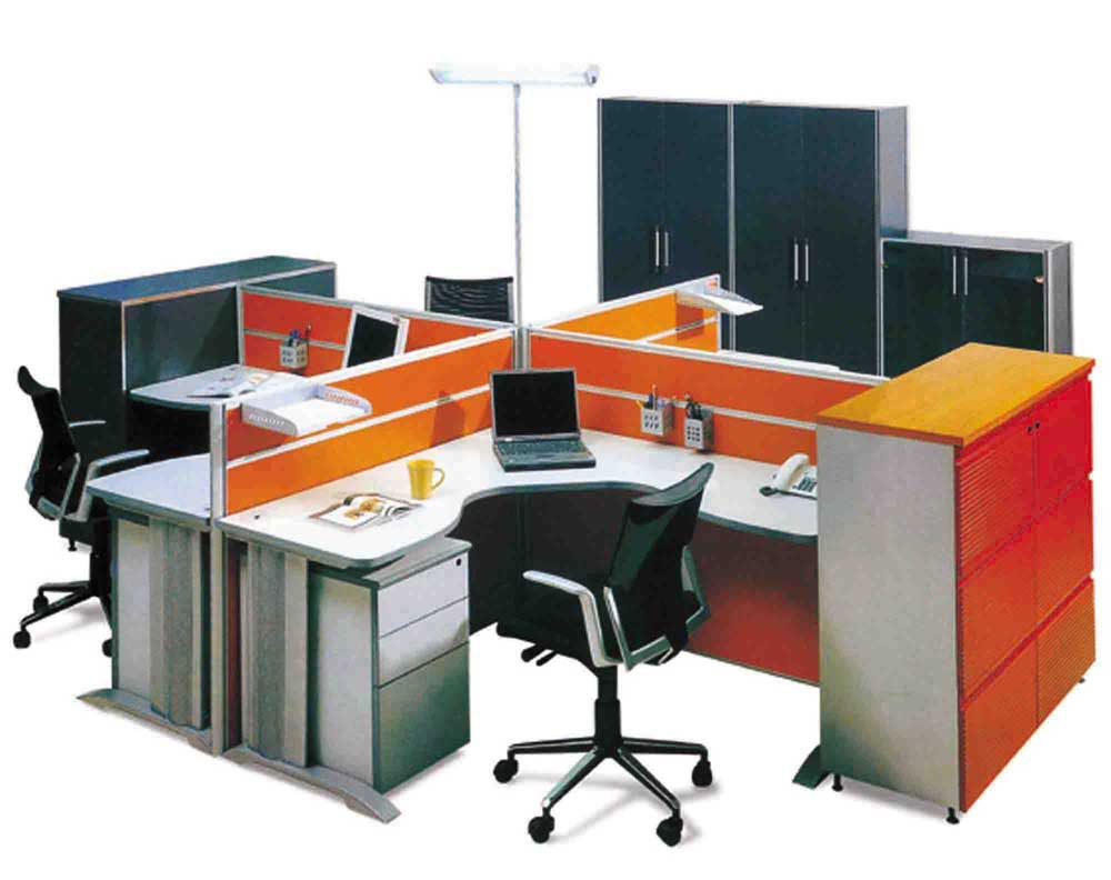 Designer desks for office design
