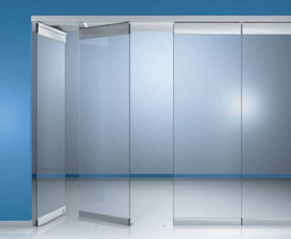 Movable glass walls as amazing interior design for Sliding glass wall systems