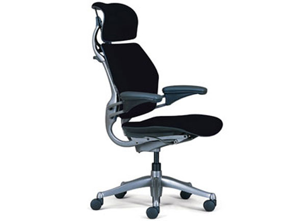 The gallery for Ergonomic fice Chairs With Lumbar