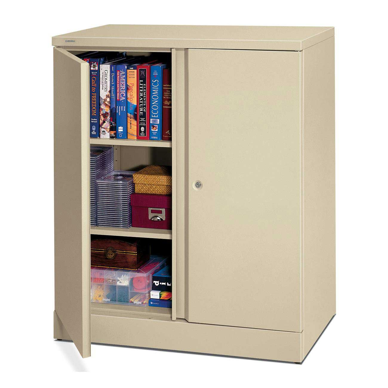 HON Basyx office furniture TwoShelf Storage Cabinets
