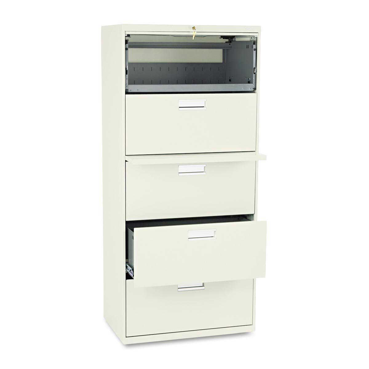 HON Cabinet 600 Series in White