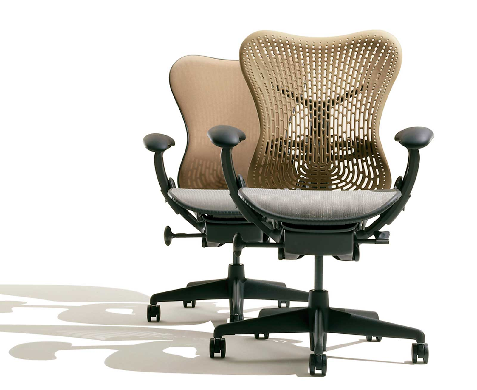 Herman Miller Mirra Mesh Chair Set