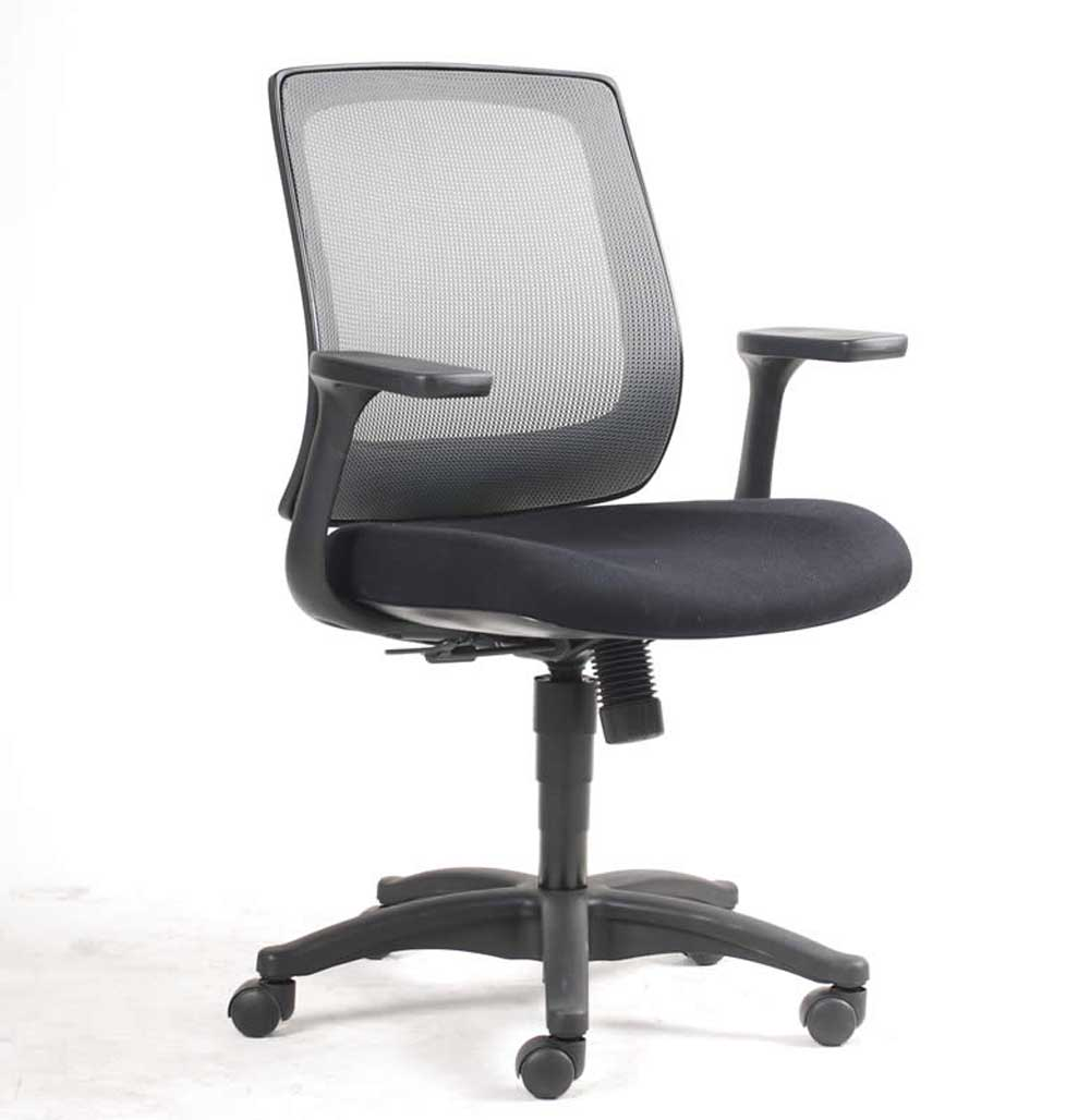 Compact Office Chair Mesh Small Office Chair