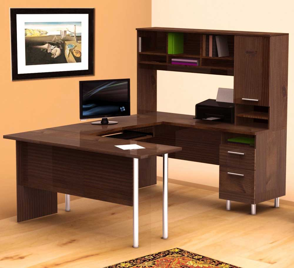 Traditional home office furniture benefits for Where to buy desks for home office