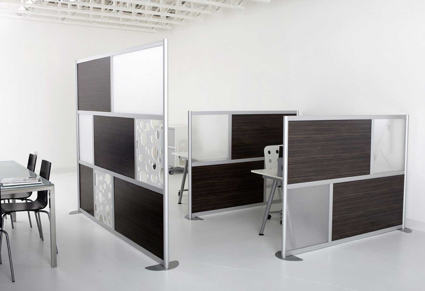 Soundproof room dividers system Modern divider
