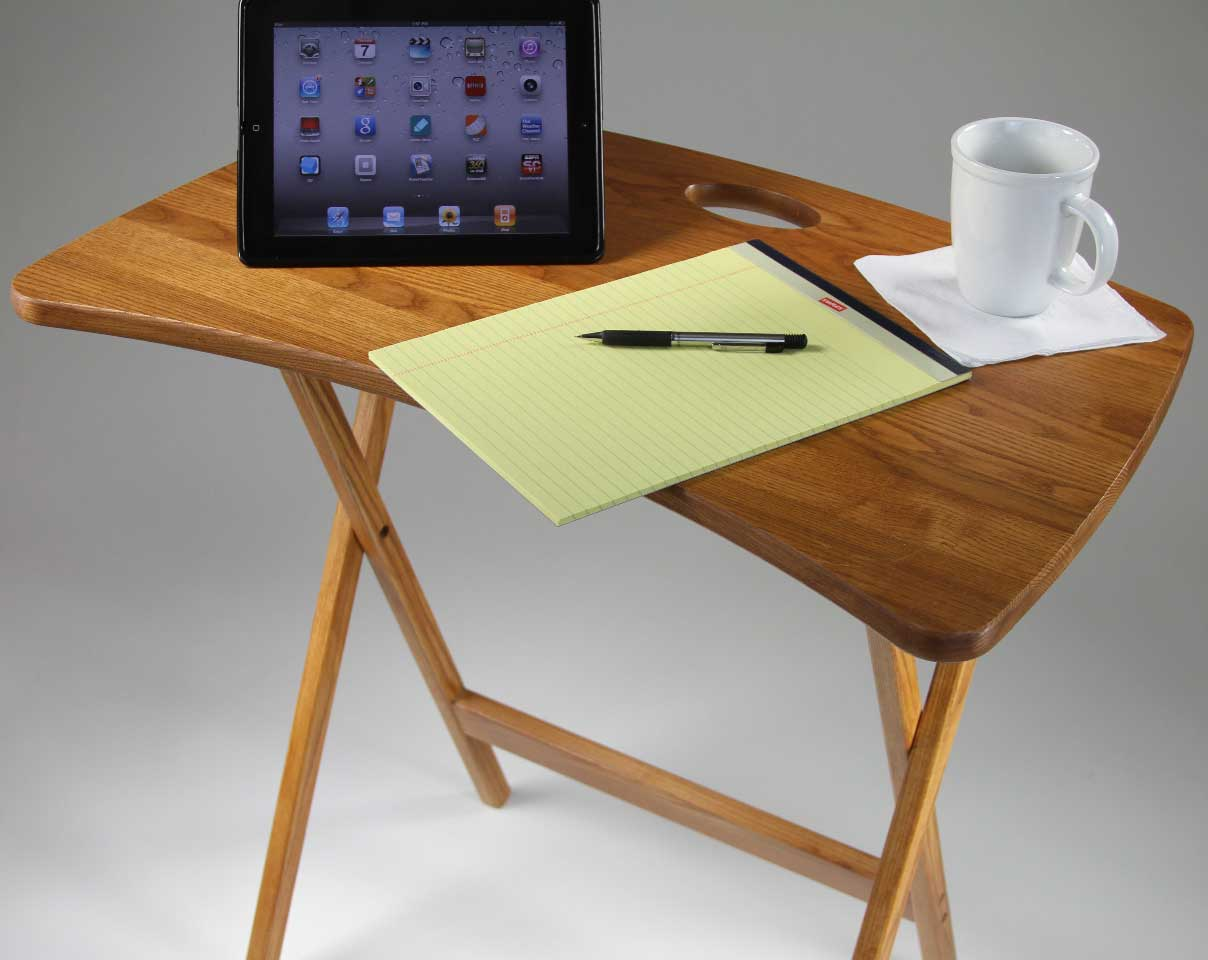 Manchester Portable Flip Laptop Desk