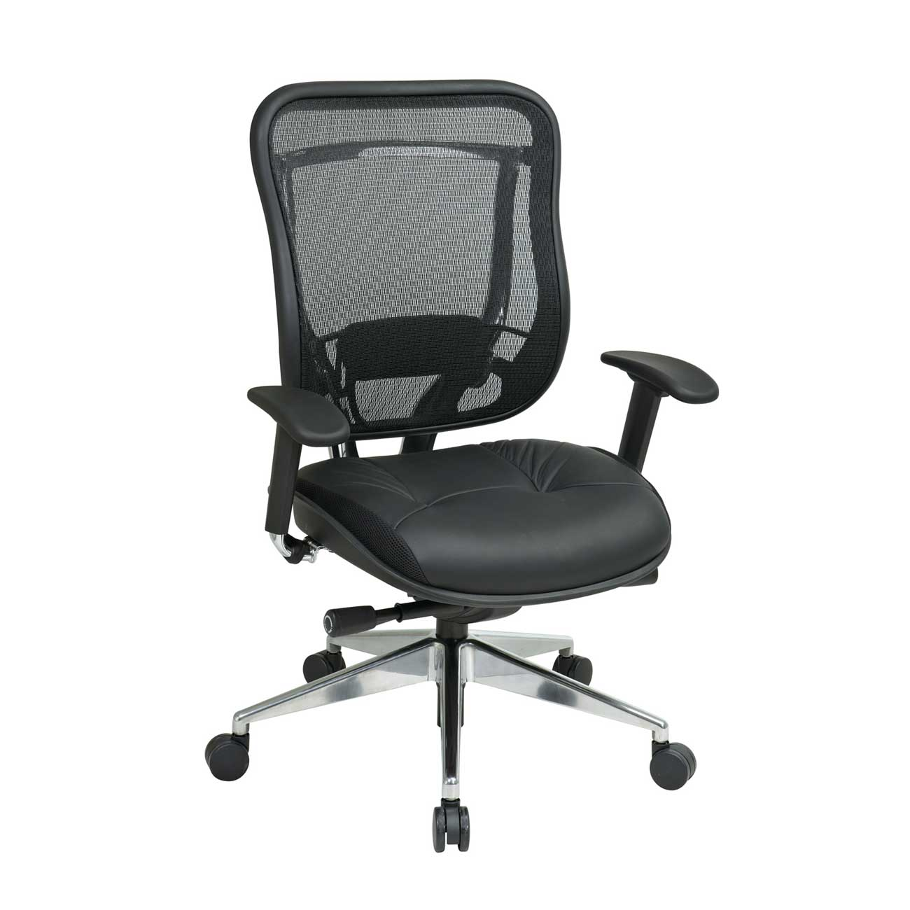 Manhattan Back Mesh Luxury Office Chairs Design